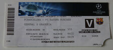 Ticket for collectors CL FC Barcelona Bayern Munchen 2013 Spain Germany
