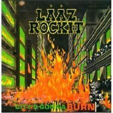 "LAAZ ROCKIT ""CITY´S GONNA BURN"" CD NEW"