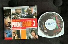Phone Game - UMD Video Sony PSP