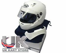 Arai CK-6 Racing Helmet CMR Medium with FREE SPOILER UK KART STORE