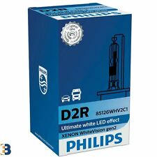 PHILIPS D2R Xenon White Vision GEN2 35W Car Headlight Bulb HID 85126WHV2C1 x1