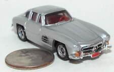 Small Die Cast Monogram Models Mercedes-Benz 300GL Gull Wing Sports car