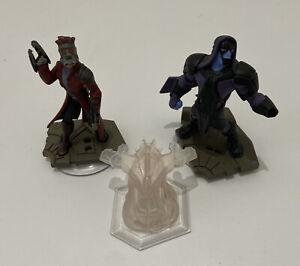 Guardians of The Galaxy Disney Infinity 2.0 Ronan, Starlord & Playset Crystal