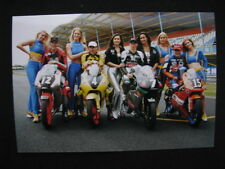 Photo Presentation Dutch Wild Card Riders 125cc Dutch TT Assen 2002 #1