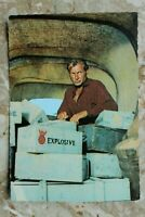 Film Postkarte AK WINNETOU I. 1963 Old Shatterhand Lex Barker Karl May Explosiv