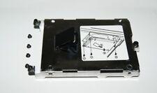 HP EliteBook 8460p 8460 W 8560p 8560 w HDD disque dur cadre caddy + vis 4x