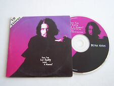CD SINGLE 2 TITRES , BRYAN ADAMS . HAVE YOU EVER REALLY .1995 .