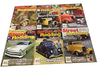 AUSTRALIAN STREET RODDING - 18 x Magazines , Hotrods, Customs, Pin-ups