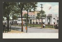 [73825] OLD POSTCARD THE THEATRE at SAVIN ROCK, NEW HAVEN, CONNECTICUT