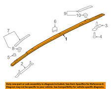 HYUNDAI OEM Tucson Roof Rack Rail Luggage Carrier-Roof Rail Left 87270D3500