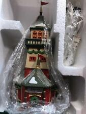 Dept 56 North Pole Series Santa's Lookout Tower BNIB