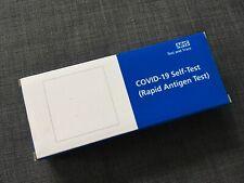 Self-Test (Rapid Antigen Test)