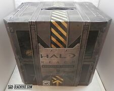 HALO Reach LEGENDARY Limited Edition NEW IN BOX!! Complete (Xbox 360) Statue +