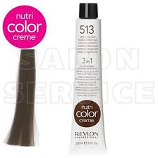 NUTRICOLOR CREME 100 ML. COL. 513 MARRONE PROFONDO