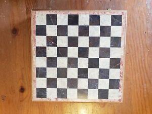 Stone Chess Set Travel Size