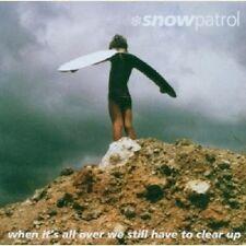 SNOW PATROL - WHEN IT'S ALL OVER WE STILL HAVE TO...(REM.+BONUS)  CD NEU