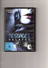 Messages Deleted (2012) DVD #13684