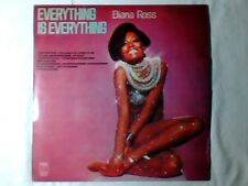 DIANA ROSS Everything is everything lp ITALY 1a EDIZIONE BEATLES ARETHA FRANKLIN