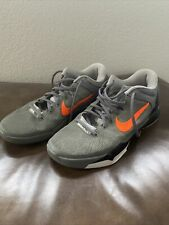 Kobe VII 7 System Grey Wolf  Nike Zoom  Size 11 Used