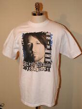Keith Urban Love, Pain & The Whole Crazy Thing Tour White Large T-shirt