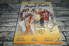DVD - LES AVENTURES DE PAPA POULE / Sady Rebbot Suzanne Legrand / DIGIPACK 2 DVD