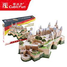 CubicFun 3D Puzzle MC232 Castle of Hohenzollern,Building/Castle Jigsaws,DIY Toys