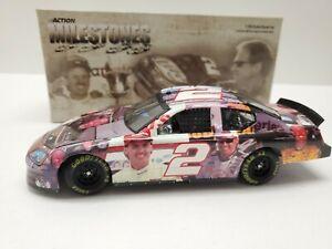 Rare 1/3504 Rusty Wallace 2005 Action 1/24 9x Bristol Winner NASCAR Milestones