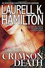 Crimson Death (Anita Blake, Vampire Hunter) by Hamilton, Laurell K.-ExLibrary