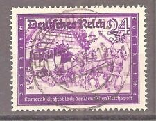 Germany   Sc# B158A   used   1941   Cat Val $12     gtc10