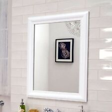 Rectangle Traditional Bathroom Mirrors