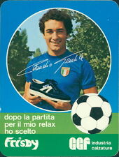 Adesivo GGF calzature Claudio Gentile  anni 70 stiker stikers