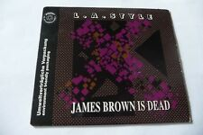 "CD SINGLE "" L.A. STYLE - JAMES BROWN IS DEAD "" SEHR GUT"