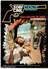 STAR-CINE COLT n°22 ¤ 1971 ¤ MILLE DOLLARS DE TERRE ¤ ROMAN PHOTO