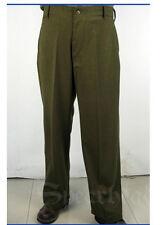 US Army Service Gabardine Verde Oliva Drap Field Trouser milit pant taglia M wk2 ww2 pantaloni di campo