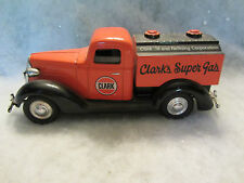 Liberty Classics  Limited Edition Clark 1937 Chevy Tanker Bank  1:25 scale  w-10