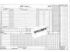 Millennium Scoring Record - A superior scorebook