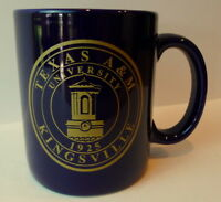 TAMU TEXAS A&M TACHE Association of Chicanos in Higher Education Coffee Mug 1974