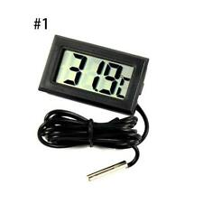 Nutt Thermometer digital LCD 50°c110°c Temperatur Messer Termometer-Aquariu W8C9