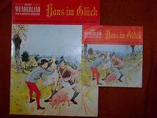 Hans im Glück   Bastei Wunderland Nr. 18      45 +Buch