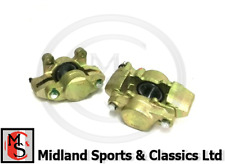 FITS ALL MGBs /& GTs 1962-81 MGB BRAKE CALIPER PAIR OF CALIPERS NEW OUTRIGHT