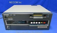 Panasonic AJ-D455 DVC Pro Player w/ 3441 tape hrs, SDI