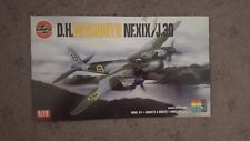 Box Art and Instructions for an Airfix D.H. Mosquito NF.XIX/J30
