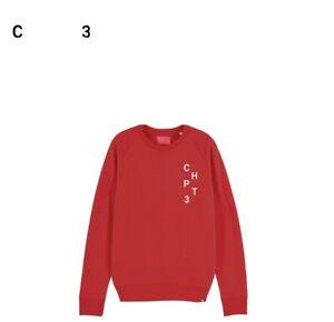 CHPT 3 Cycling Sweatshirt Size L
