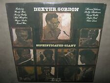 DEXTER GORDON Sophisticated Giant RARE SEALED JC 34989 New Vinyl LP 1977 NoCut