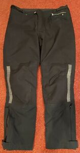 """BMW Streetguard Gore-Tex Armoured Motorcycle Trousers Size 48"""""""