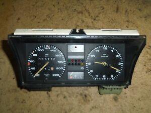 VW Golf 2 II 19E Kombiinstrument Tacho Uhr VDO W=950 191919033KM