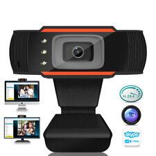 Full HD Web Cam Desktop PC Video Calling Webcam Camera with Microphone Mic