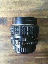 Pentax SMC 50mm f/1.2 K Mount Lens (1449352)