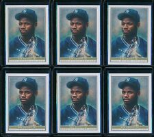 2020 Topps Game Within the Game #3 Ken Griffey Jr. 6 Card Lot Seattle Mariners