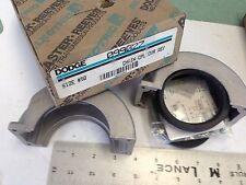 NEW DODGE BEARING  CHAIN COUPLER 099027 SIZE #50 CHAIN CPL CVR ASY 3389C  BK